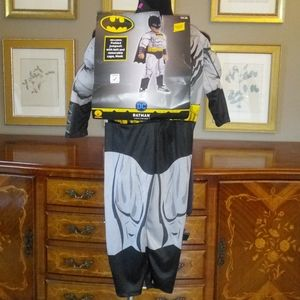 0101 Rubies Batman Muscle Chest Costume-AS IS!!